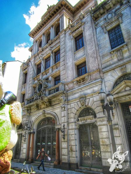 Casa de José Bonifácio de Andrada e Silva - Centro Histórico   Santos - São Paulo - Brasil   FredLee Na Estrada