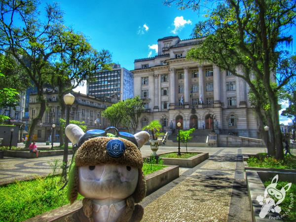 Palácio José Bonifácio - Centro Histórico   Santos - São Paulo - Brasil   FredLee Na Estrada