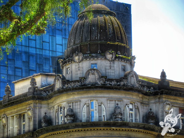 Correios e Telegraphos - Centro Histórico | Santos - São Paulo - Brasil | FredLee Na Estrada