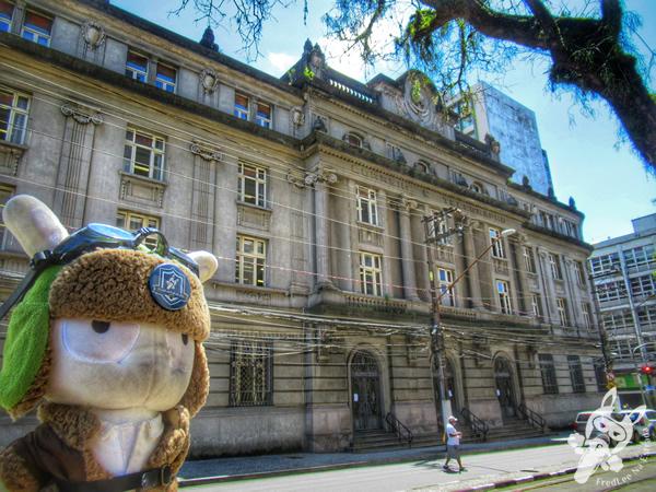 Correios e Telegraphos - Centro Histórico   Santos - São Paulo - Brasil   FredLee Na Estrada