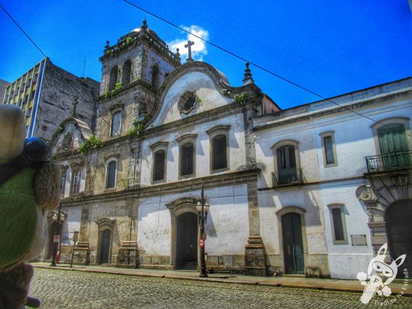 Conjunto do Carmo | Praça Barão do Rio Branco - Centro Histórico | Santos - São Paulo - Brasil | FredLee Na Estrada