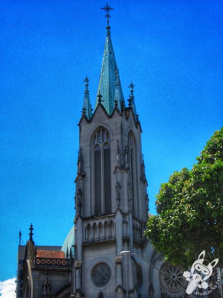 Catedral de Santos - Centro Histórico   Santos - São Paulo - Brasil   FredLee Na Estrada