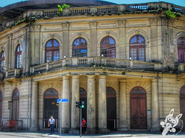 Theatro Coliseu - Centro Histórico   Santos - São Paulo - Brasil   FredLee Na Estrada