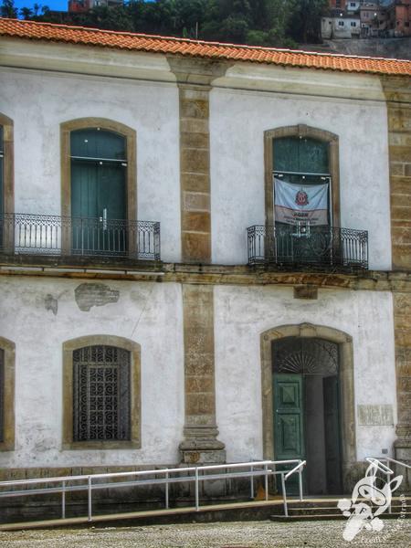 Casa de Câmara e Cadeia - Centro Histórico | Santos - São Paulo - Brasil | FredLee Na Estrada