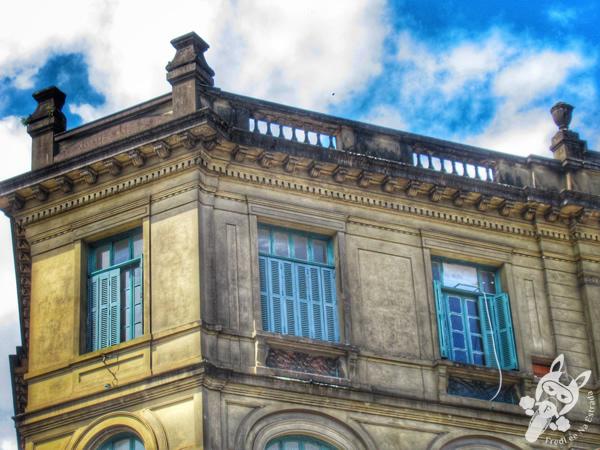 Centro Histórico | Santos - São Paulo - Brasil | FredLee Na Estrada