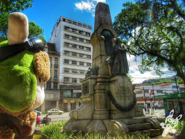 Praça Rui Barbosa - Centro Histórico | Santos - São Paulo - Brasil | FredLee Na Estrada