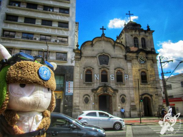Igreja de Nossa Senhora do Rosário - Centro Histórico   Santos - São Paulo - Brasil   FredLee Na Estrada