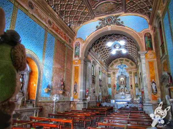 Igreja de Nossa Senhora do Rosário - Centro Histórico | Santos - São Paulo - Brasil | FredLee Na Estrada
