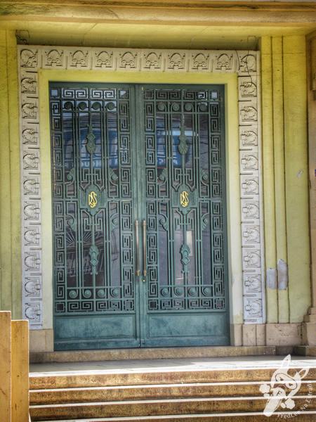 Palácio Saturnino de Brito - Centro Histórico | Santos - São Paulo - Brasil | FredLee Na Estrada