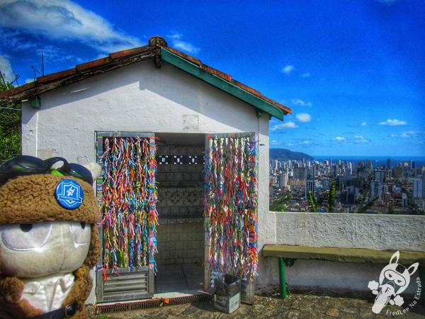 Santuário de Nossa Senhora do Monte Serrat | Monte Serrat - Centro Histórico | Santos - São Paulo - Brasil | FredLee Na Estrada