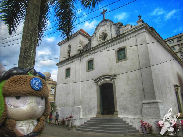 Igreja Matriz São Vicente Mártir - Centro Histórico | São Vicente - São Paulo - Brasil | FredLee Na Estrada