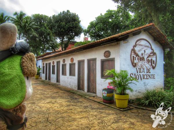 Parque Cultural Vila de São Vicente - Centro Histórico   São Vicente - São Paulo - Brasil   FredLee Na Estrada