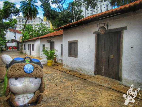 Parque Cultural Vila de São Vicente - Centro Histórico | São Vicente - São Paulo - Brasil | FredLee Na Estrada