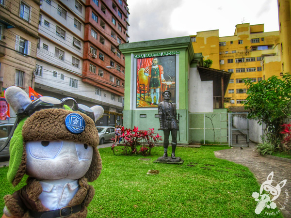 Museu Casa Martim Afonso - Centro Histórico   São Vicente - São Paulo - Brasil   FredLee Na Estrada