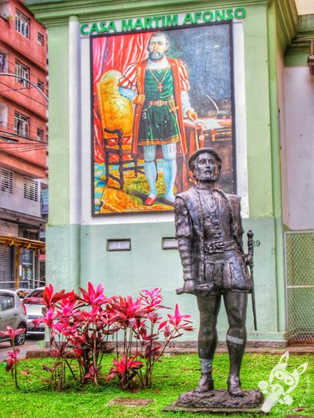 Museu Casa Martim Afonso - Centro Histórico | São Vicente - São Paulo - Brasil | FredLee Na Estrada