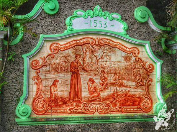 Biquinha de Anchieta - Centro Histórico | São Vicente - São Paulo - Brasil | FredLee Na Estrada