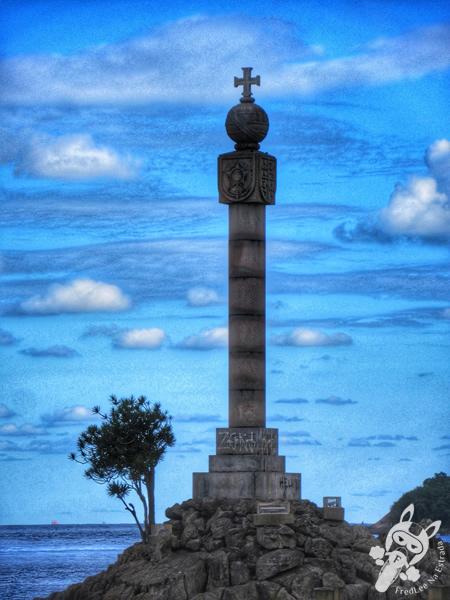 Marco Padrão - Centro Histórico   São Vicente - São Paulo - Brasil   FredLee Na Estrada