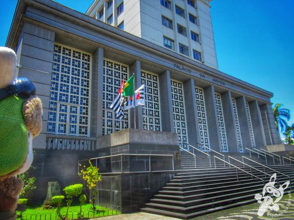 Palácio da Justiça - Centro Histórico   Santos - São Paulo - Brasil   FredLee Na Estrada