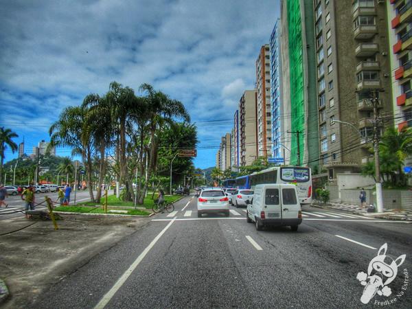 São Vicente - São Paulo - Brasil | FredLee Na Estrada
