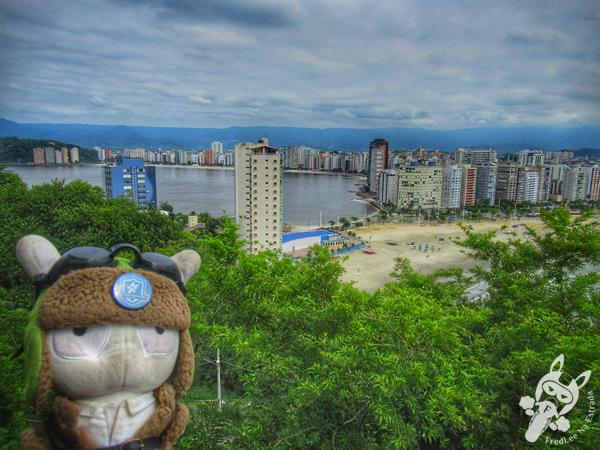 Mirante da Ilha Porchat | São Vicente - São Paulo - Brasil | FredLee Na Estrada