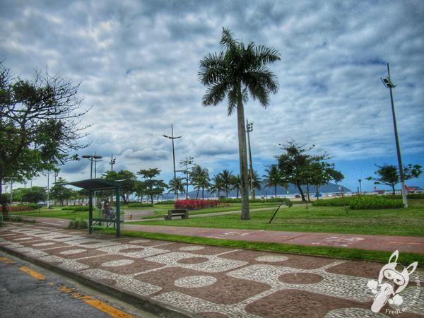 Santos - São Paulo - Brasil | FredLee Na Estrada