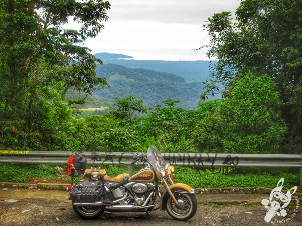 Monumento Bica d'Água | Rodovia Mogi-Bertioga - Rodovia SP-098 | FredLee Na Estrada