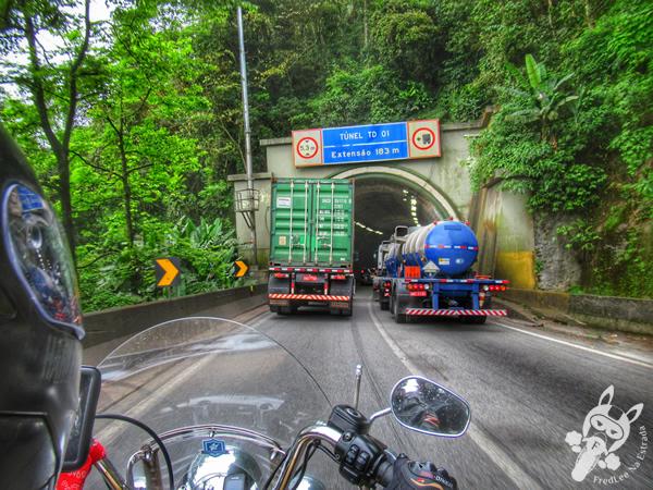 Rodovia Anchieta   Rodovia SP-150 - São Paulo - Brasil   FredLee Na Estrada