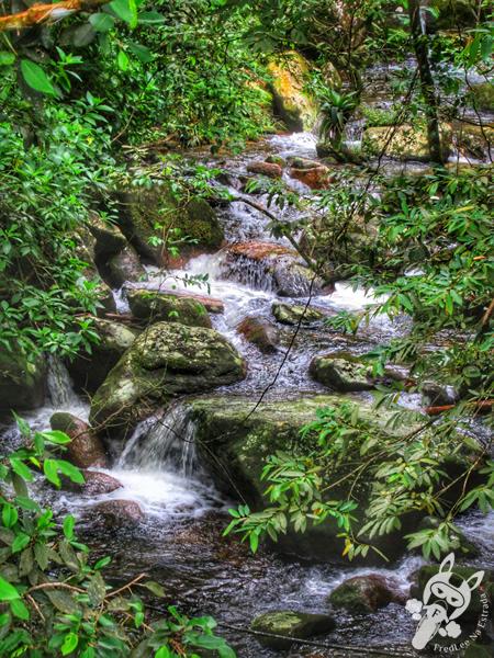 Cachoeira da Escada | Rodovia Rio-Santos - Rodovia BR-101 | FredLee Na Estrada
