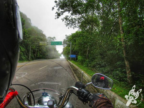 Divisa entre os Estados de São Paulo e Rio de Janeiro | Rodovia Rio-Santos - Rodovia BR-101 | FredLee Na Estrada
