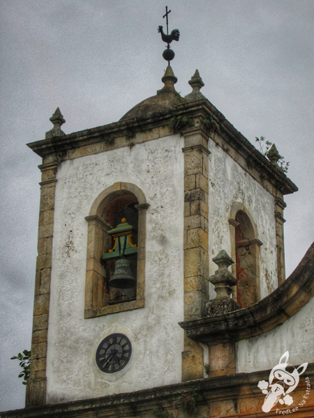 Igreja de Santa Rita de Cássia - Centro Histórico | Paraty - Rio de Janeiro - Brasil | FredLee Na Estrada