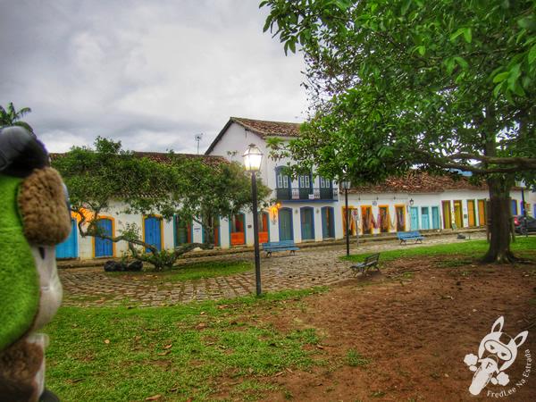 Centro Histórico | Paraty - Rio de Janeiro - Brasil | FredLee Na Estrada