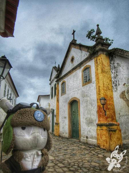 Igreja de Nossa Senhora do Rosário e São Benedito - Centro Histórico | Paraty - Rio de Janeiro - Brasil | FredLee Na Estrada