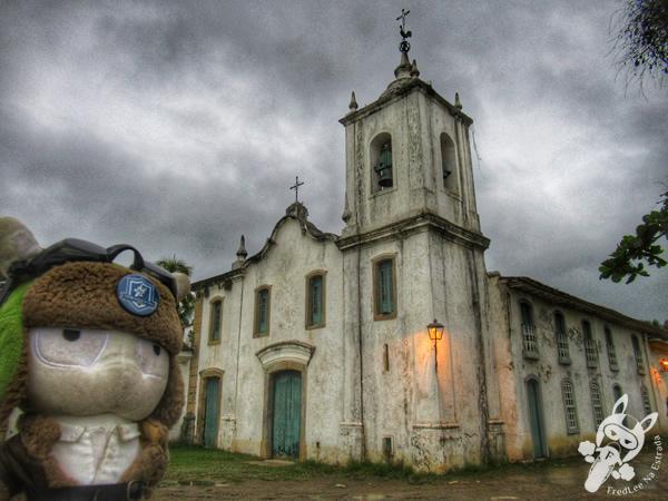 Igreja de Nossa Senhora das Dores - Centro Histórico | Paraty - Rio de Janeiro - Brasil | FredLee Na Estrada
