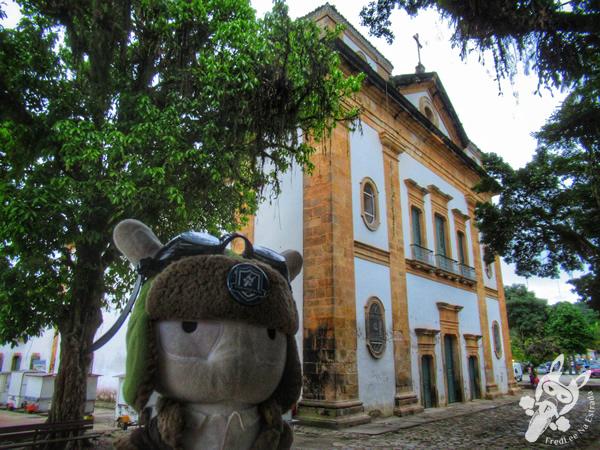 Igreja de Nossa Senhora dos Remédios - Centro Histórico | Paraty - Rio de Janeiro - Brasil | FredLee Na Estrada