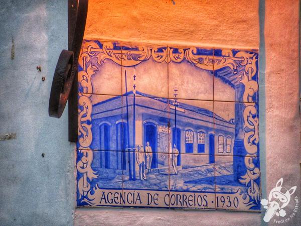 Agência dos Correios - Centro Histórico | Paraty - Rio de Janeiro - Brasil | FredLee Na Estrada