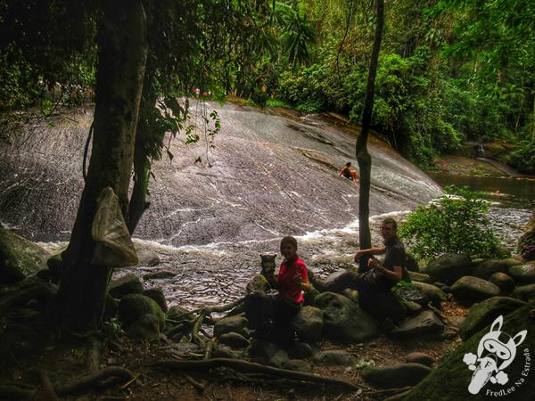 Cachoeira do Tobogã | Paraty - Rio de Janeiro - Brasil | FredLee Na Estrada