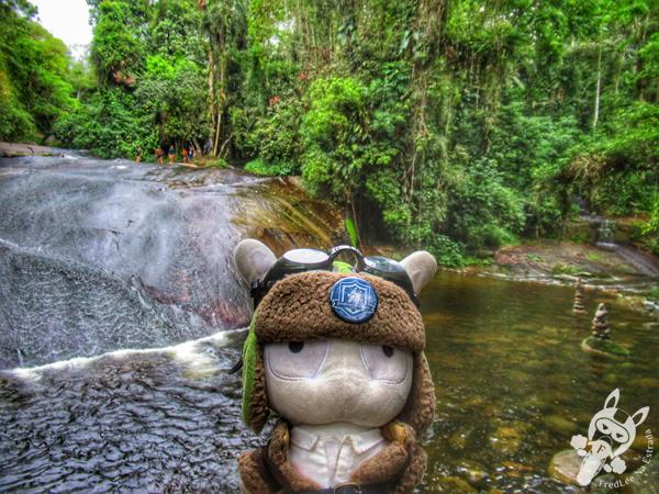 Cachoeira do Tobogã   Paraty - Rio de Janeiro - Brasil   FredLee Na Estrada
