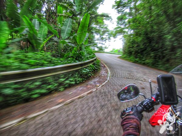 Estrada Parque Paraty-Cunha - Rodovia RJ-165   FredLee Na Estrada