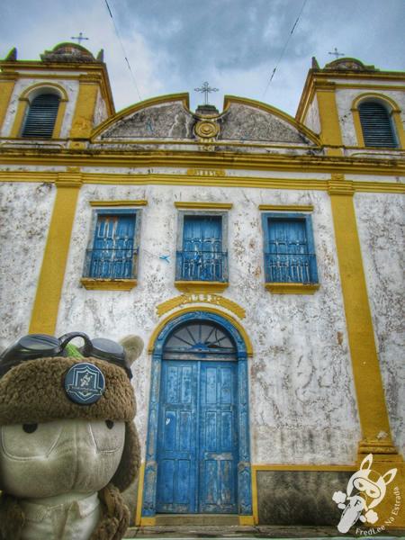 Igreja do Rosário e São Benedito   Cunha - São Paulo - Brasil   FredLee Na Estrada