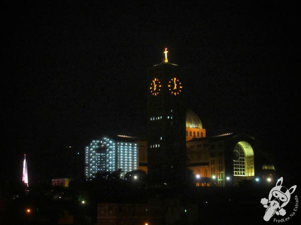 Santuário Nacional de Nossa Senhora Aparecida   Aparecida - São Paulo - Brasil   FredLee Na Estrada