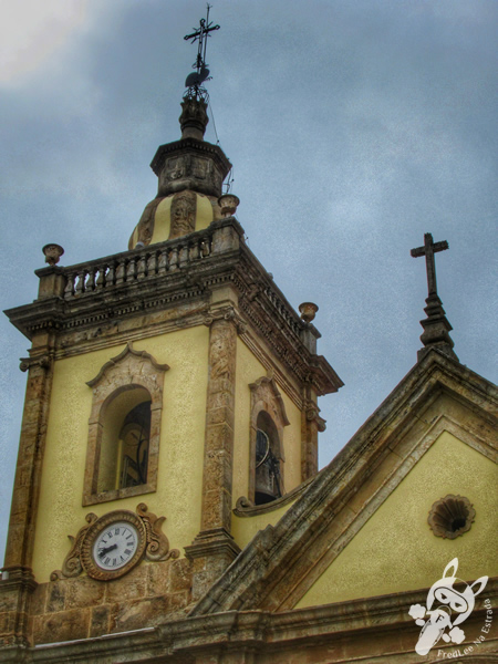 Igreja de Monte Carmelo | Aparecida - São Paulo - Brasil | FredLee Na Estrada