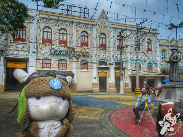 Praça Nossa Senhora Aparecida | Aparecida - São Paulo - Brasil | FredLee Na Estrada