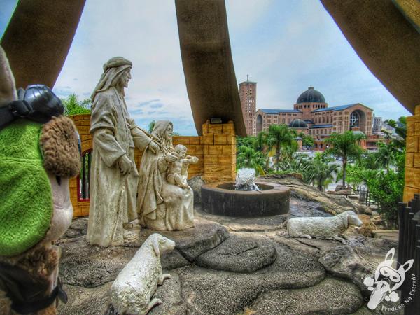 Morro do Presépio - Santuário Nacional de Nossa Senhora Aparecida | Aparecida - São Paulo - Brasil | FredLee Na Estrada
