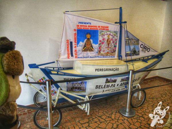 Sala das Promessas - Santuário Nacional de Nossa Senhora Aparecida | Aparecida - São Paulo - Brasil | FredLee Na Estrada