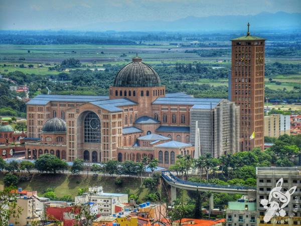 Morro do Cruzeiro - Santuário Nacional de Nossa Senhora Aparecida | Aparecida - São Paulo - Brasil | FredLee Na Estrada