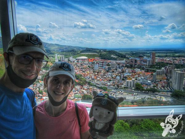 Mirante da Torre - Morro do Cruzeiro - Santuário Nacional de Nossa Senhora Aparecida | Aparecida - São Paulo - Brasil | FredLee Na Estrada