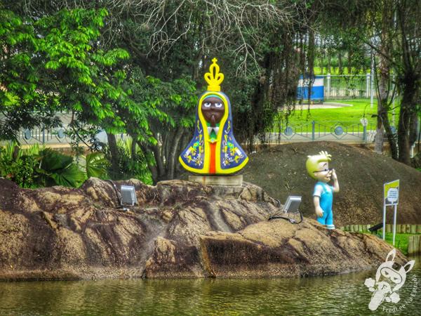 Pedalinho Devotos Mirins - Cidade do Romeiro   Aparecida - São Paulo - Brasil   FredLee Na Estrada