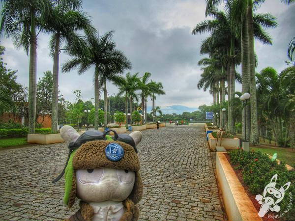 Caminho do Rosário - Cidade do Romeiro   Aparecida - São Paulo - Brasil   FredLee Na Estrada