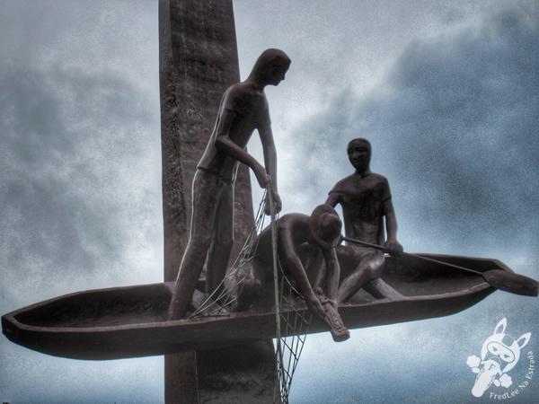 Porto Itaguaçu - Cidade do Romeiro   Aparecida - São Paulo - Brasil   FredLee Na Estrada