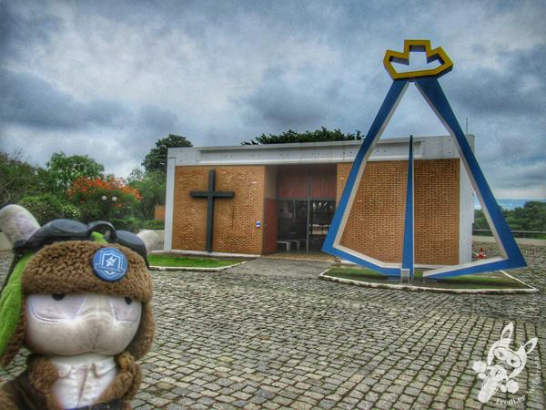 Cidade do Romeiro   Aparecida - São Paulo - Brasil   FredLee Na Estrada